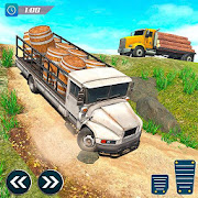 Offroad Cargo Truck Games: Real Truck Simulator