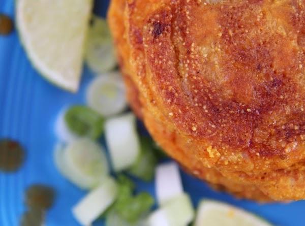 Corn Cakes Belizean-style A La Jardinerita Recipe