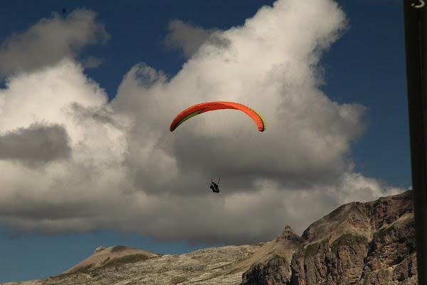 Il volo tra le nuvole di Gp