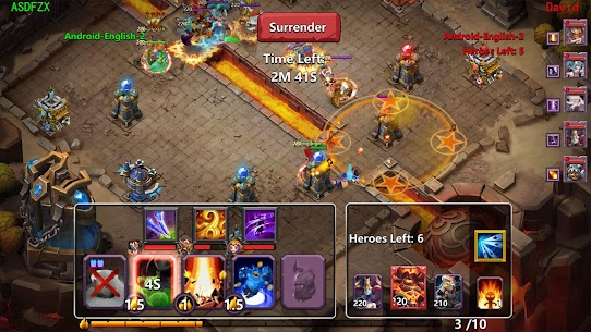 Clash of Lords 2: Guild Castle Mod Apk Download For Android and Iphone 7
