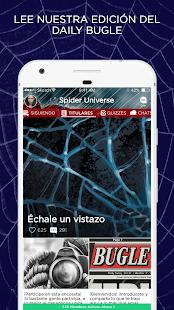 Arácnido Amino para Spider-Man - náhled