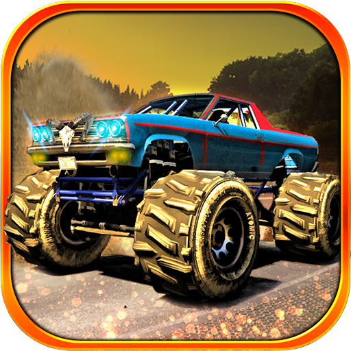Monster Truck Racing 4X4 OffRoad Payback Madness file APK for Gaming PC/PS3/PS4 Smart TV
