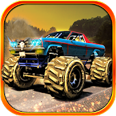 Monster Truck Racing 4X4 OffRoad Payback Madness