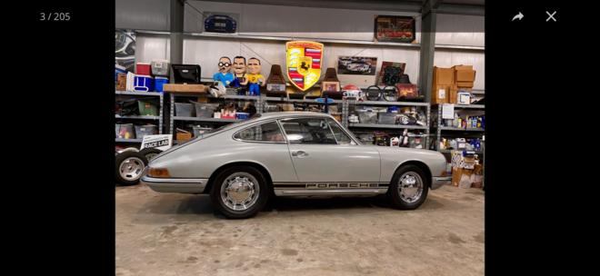 1965 Porsche 912 Hire CA 92007