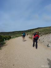 Photo: Et oui sacrée montée...cette côte de Mostaleres
