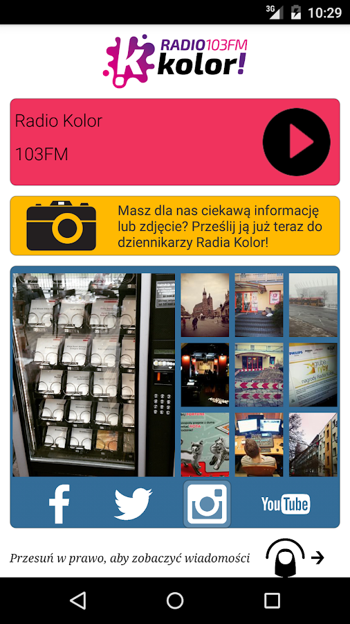 Radio Kolor- screenshot