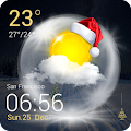 Christmas Weather Widget 1.1 icon