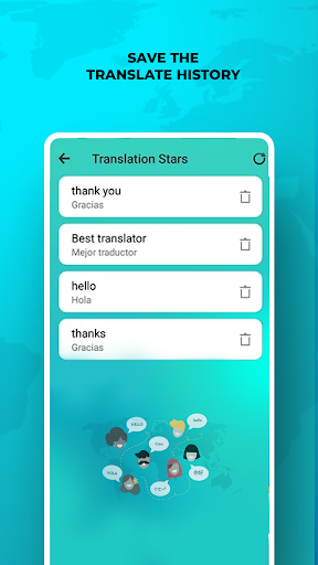 Instant Voice Translate - screenshot