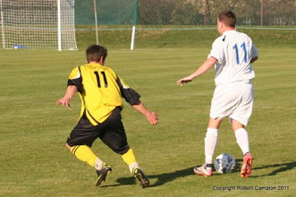 Photo: 22/10/11 v AFC Hucknall (Central Midlands League Division - South) 0-2 - contributed by Rob Campion