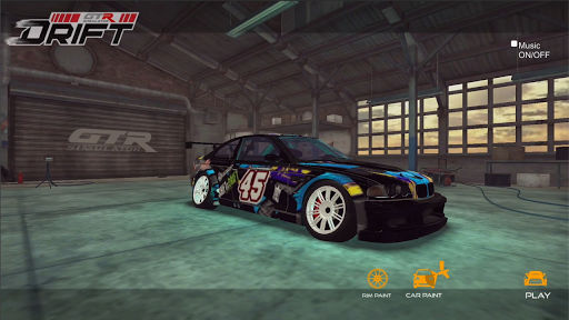 GTR Drift Simulator screenshot 2