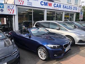 BMW 218I SE