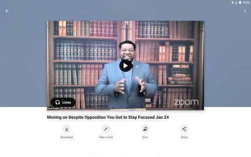 Prayer House COGBF screenshot 6