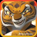 Kung Fu Tigress Keyboard Theme icon