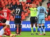 POLL: Strafschop of niet: moest de bal op de stip bij de gelijkmaker van Standard?