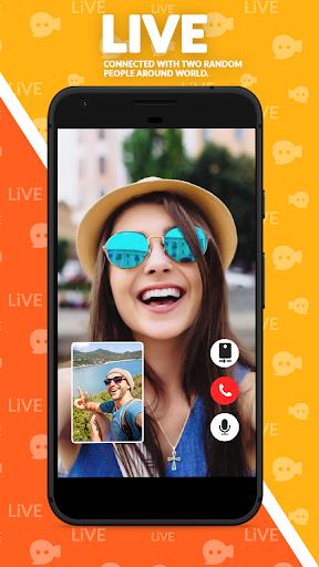 Random Live Chat: Video Call - Talk to Strangers 1.1.11 screenshots 11
