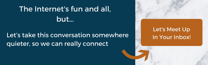 Click here to receive #SpeakItDontEatIt directly in your inbox!