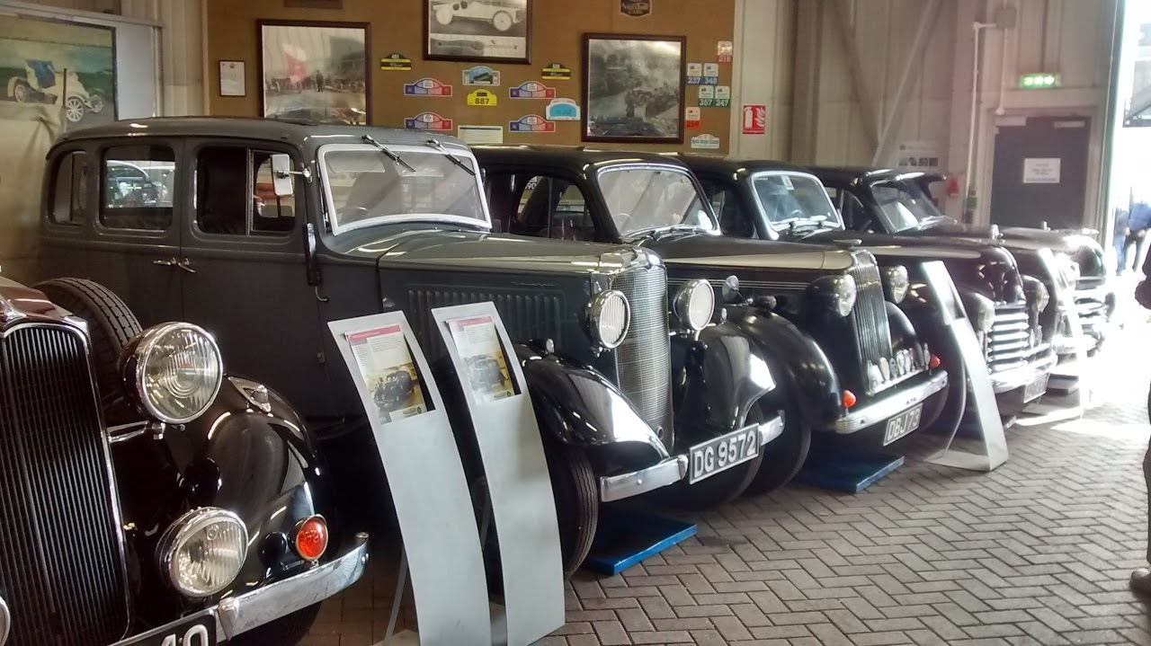 Vauxhall Heritage