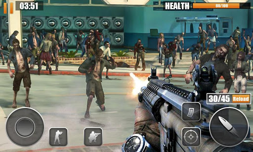 Télécharger Gratuit Dead Zombie Sniper Frontier 2018  APK MOD (Astuce) screenshots 1