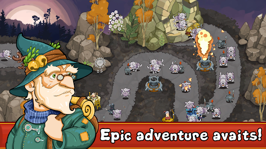 Tower Defense Realm King Mod Apk 3.1.7 (Unlimited Gold Coins) 8