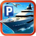 3D Boat Parking Simulator Game Icon