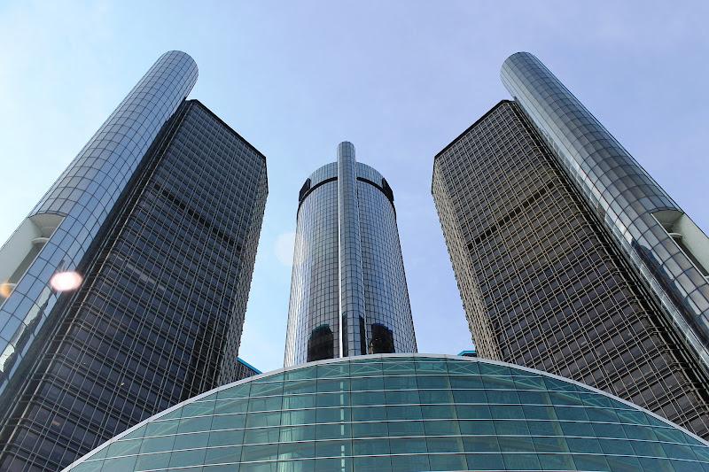 Photo: GM World Headquarters
