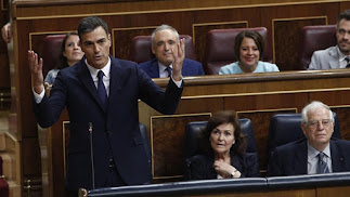 Pedro Sánchez consolida su liderazgo según la encuesta del CIS.
