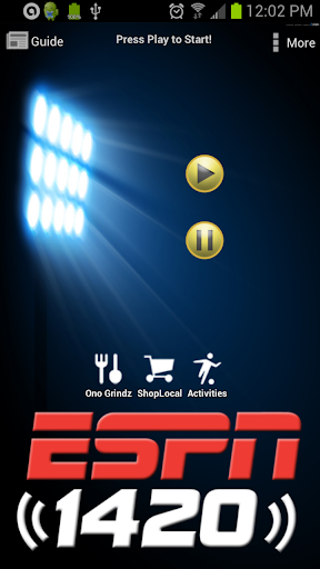 ESPN 1420 AM Honolulu