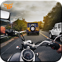 Crazy Bike Traffic Racing icon