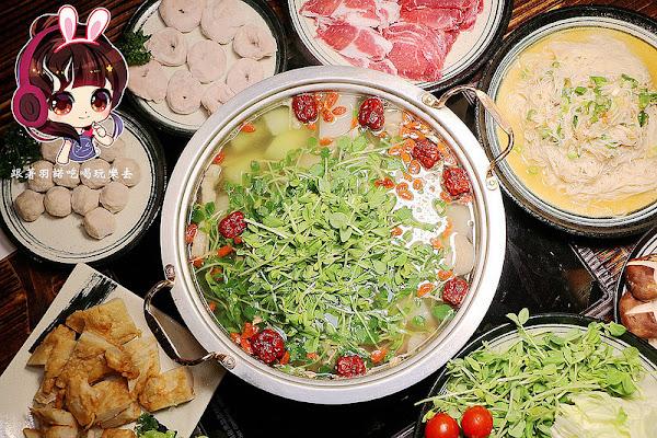 『呂珍郎 清燉蔬菜羊肉爐』❤捷運內湖站好吃羊肉爐/好吃鍋物推薦