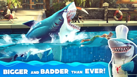 Hungry Shark World 2.4.2 (Unlimited Money) MOD Apk + OBB 1