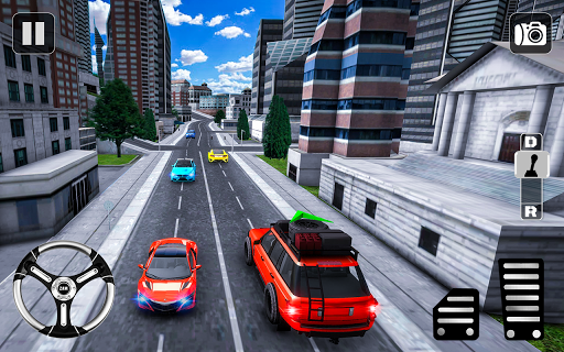 In Car Parking Games u2013 Prado New Driving Game 1.3 screenshots 15
