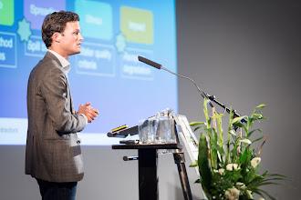 Photo: Joost van Wiechem, speaker