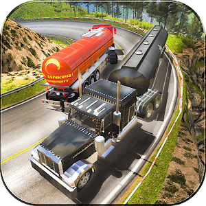 Off Road Oil Cargo Tanker 3d for PC and MAC