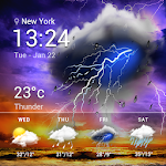 Accurate Weather Report Pro 16.6.0.47413 (Paid)