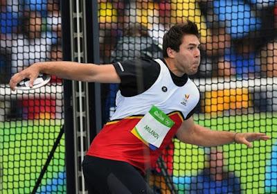 Belgische medaillehoop in topvorm op stage met record