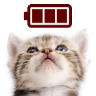Cat Battery Saving icon