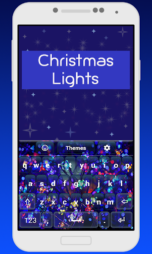 Christmas Lights Theme