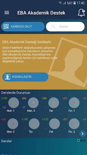 EBA Akademik Destek screenshot 5