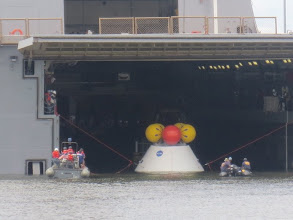 Photo: USS Arlington amphibious transport dock
