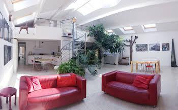 Loft 6 pièces 185 m2