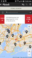 Screenshot of Michaels Stores