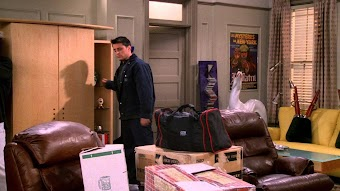 The One With Chandler in a Box