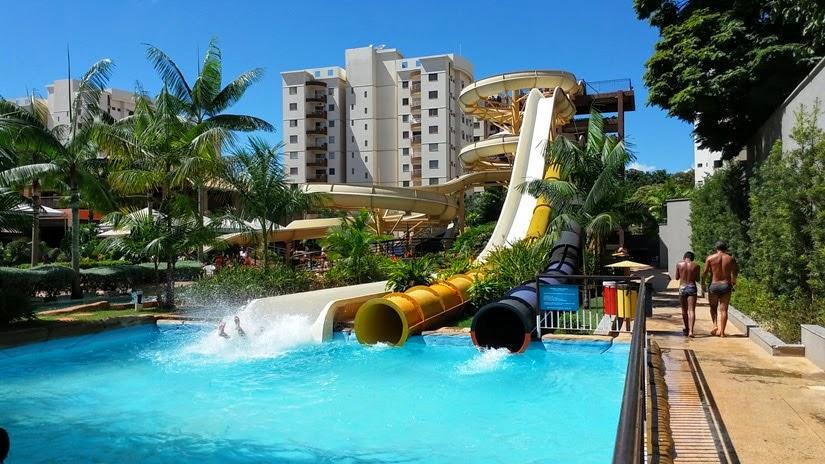Water Park - Caldas Novas - GO