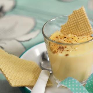 Velvet Vanilla Custard