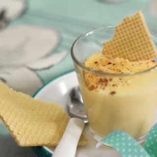 Velvet Vanilla Custard.