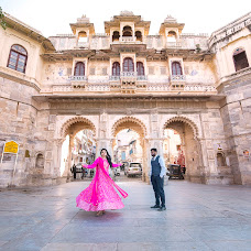 Wedding photographer Anshul Sukhwal (clickstoremember). Photo of 04.04.2018