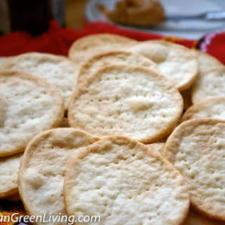 Homemade Vegetable Crackers Recipes.