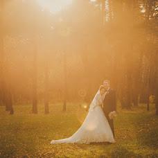 Wedding photographer Natalya Fayzullaeva (Natsmol). Photo of 21.10.2017