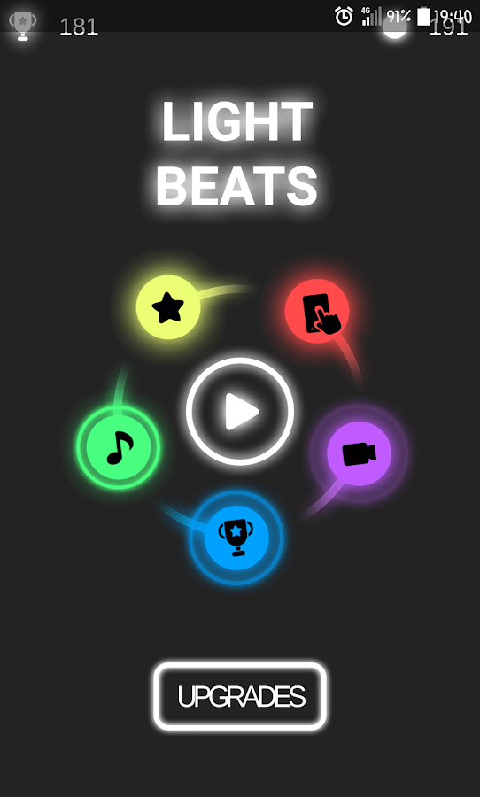 Light Beats- screenshot
