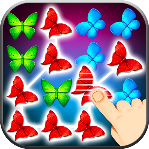 Butterfly Match Game - Butterfly Games Free Puzzle